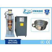 Wholesale 20KVA Capacitor Discharge Spot / Projection Welders for Cook Pot Handle from china suppliers
