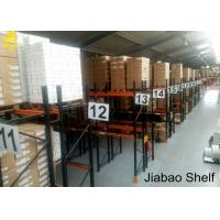 Wholesale High Strength Pallet Storage Racks / Pallet Rack Shelving 700-4000kg from china suppliers
