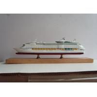Wholesale Scale 1:900 Ivory - White Voyager Of The Seas Model For University School Teaching Model from china suppliers