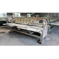 Quality Used SWF 6 Head EmbroideryMachine 9 Needles One Phase 220V 50Hz for sale