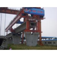 Wholesale Railway Bridge Girder Launching Gantry Crane 50m Span 160t Lifting Capacity from china suppliers