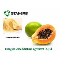Wholesale Papaya Extract Powder,Dehydrated Fruit Powder,Good For Spleen,Food additive,Drink from china suppliers