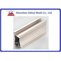 Wholesale Anodizing Aluminum Extrusion Profiles Architectural Decorative Snap Button Frame from china suppliers