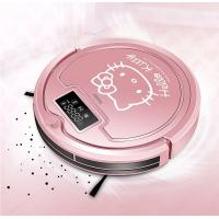 Wholesale [Hello Kitty]Household Robotic Vacuum Cleaner Self Charging Wet Mop Cleaning Robot from china suppliers
