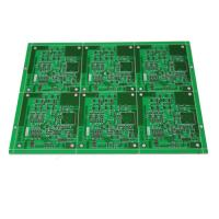 Wholesale 2.00mm 8 Layers Gold Immersion FR4 High TG PCB Custom Printed Circuit Board from china suppliers
