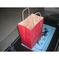 Wholesale Excellent design kraft paper shopping bag with OEM from china suppliers