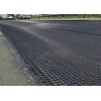 Quality Corrosion Resistance Pavement Reinforcement Geogrid Soil Reinforcement PVC Coating for sale