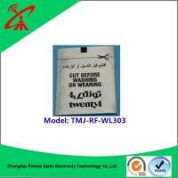 Wholesale Custom Anti Theft RF Security Tags Alarm Garment Security Tag from china suppliers