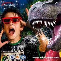 Wholesale 70 PCS 5D Movies + 7 PCS 7D Shooting Games DOF Electric 7D Cinema Equipment ISO 9001 Approved from china suppliers