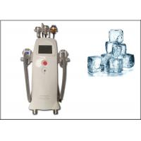 Wholesale 4 in 1 Ultrasonic Freeze Fat Cryolipolysis Slimming Machine OfCelluliteTreatment from china suppliers