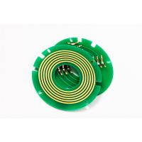 Wholesale Pancake Slip Ring 28mm Hole Bright Color High Reliability Transmitting In Harsh Operating Environments from china suppliers