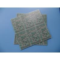 Quality Lead Free Single Sided PCB Printed Circuit Board With Green Mask for sale