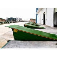 Wholesale Downward Adjustment Loading Dock Leveler 8mm Deck Thickness ISO 9001 Certification from china suppliers