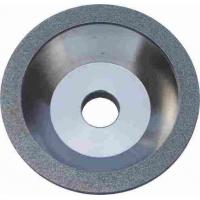 Wholesale Diamond Grinding Wheel Ceramic Bonded Abrasives Wheel for Processing Magnetic Materials from china suppliers