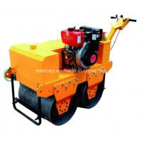 Wholesale Small Road Roller Multifunctional 600mm Exciting force 25kN Steel Structure Steel Building from china suppliers