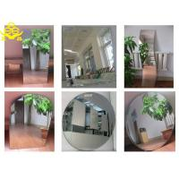 Wholesale Round Decorative Mirror with Silver Mirror of 2mm,3mm,4mm,5mm,6mm, clear float silver mirror from china suppliers