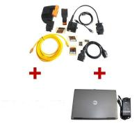 Wholesale BMW Star BMW Diagnostic Tool ISID ISIS BMW Diagnostic Scanner With ICOM HDD ISTA-D from china suppliers