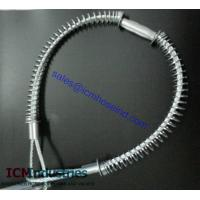 Buy cheap strong steel cables to help prevent hose whip whip check safety cable from wholesalers