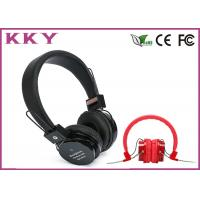 Wholesale 2.402 - 2.480GHz Bluetooth 3.0 Noise Reduction Headset Music Over Ear Headphones from china suppliers