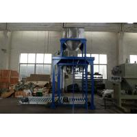 Wholesale Automated Ton / Big Bag Filling Machine , Feed / Fertilizer / Wood Pellet Bagger from china suppliers