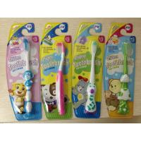 Wholesale Soft cartoon kids small toothbrush, custom toothbrushes for children, baby from china suppliers