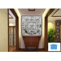 Wholesale French Style Window Pane Glass, Galvanized Decorative Glass Panels from china suppliers