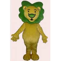 Wholesale Handmade professional carnival kid animal lion mascot cartoon costumes with plush from china suppliers