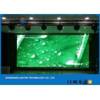Wholesale Super Thin P4.81 Video indoor full color led  display high refresh rate from china suppliers