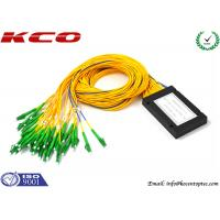 Wholesale LC APC Fiber Optic PLC Splitter from china suppliers