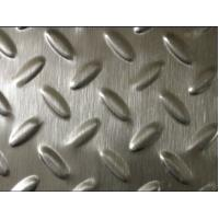 Wholesale Aluminum Diamond Plates, SS316,SS304 Stainless Checkered Plate,Anti-slip Tread Plates from china suppliers