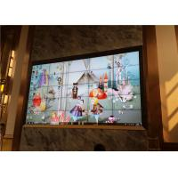 Wholesale High Resolution LCD Expressing Wall With Super Narrow Bezel , 4K MAX Resolution from china suppliers