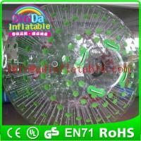 Wholesale walking on water zorb ball inflatable zorb ball inflatable ball water zorb ball for sale from china suppliers