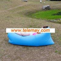 Wholesale Convenient Outdoor Inflatable Nylon Fabric Hangout Sleeping Compression Air Sleeping from china suppliers