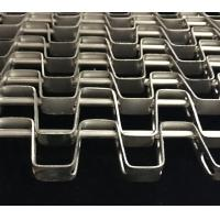 Wholesale SGS Wire Honeycomb Conveyor Belt With stainless steel 304 316 , high carbon steel from china suppliers