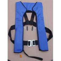 Buy cheap High Quality Automatic inflatable life jackets PFD jacket from wholesalers