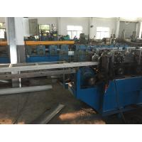 Wholesale 1.5 - 2mm Steel Door Frame Making Machine 5000kg 11.0Kw Cold Roll Forming Equipment from china suppliers