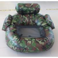 Wholesale Unique Funny One Person Inflatable Fishing Dinghy Yellow Inflatable Boat from china suppliers