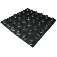 Wholesale HDPE Composite Dimple geomembrane Drainage Board suppliers by factory manufacturer for wholesales from china suppliers