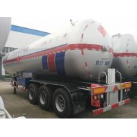 Wholesale factory sale best price CLW9404GYQ 3axles 45.3cbm LPG tanker semi-trailer for sale, bulk road transported lpg gas tank from china suppliers