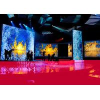 Wholesale Indoor Full Color Pitch 6mm Big Screen Led TV Wall for Stage Performance from china suppliers
