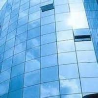 Wholesale High strength anti - impact security toughened Glass Curtain Wall from china suppliers
