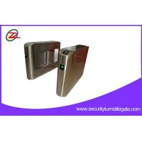 Wholesale Single Lane Bidirectional Biometric Swing Barrier Gate Automatic Infrared Sensor from china suppliers