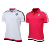 Wholesale FC Football Custom Polo Uniform Shirts Thai Fabric , White Polo Shirts from china suppliers