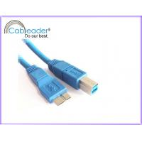 Wholesale PVC, rubber jacket double shielded  USB 3.0 Cable Male to Male / A Male to Micro B Male from china suppliers
