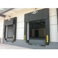 Wholesale Spongia material industrial dock seals using together with sectional door from china suppliers