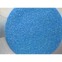Wholesale Shinny Glitter Powder For Wallpaper Decoration Blue Color Glitter Pigment from china suppliers