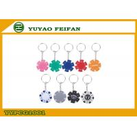 Wholesale Custom Design Personalized Poker Chip Keychain 11.5 Gram Poker Chips from china suppliers