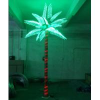 Wholesale decorative light palm trees from china suppliers