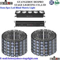 Wholesale Outdoor Concert LED Matrix Light Bar Professional LED Stage Lighting RGB 3 in 1 from china suppliers