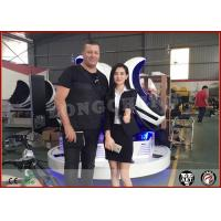 Wholesale Immersive 9D VR Cinema , XD Theater VR Simulator Air / Vibration Effects from china suppliers